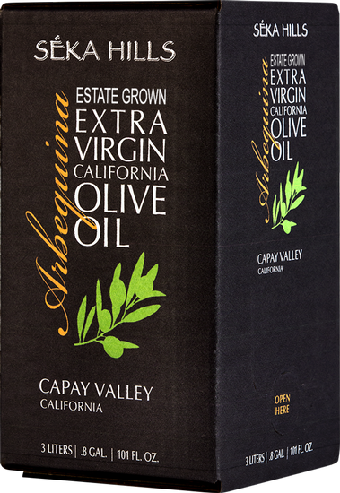 2020 3L Arbequina Olive Oil