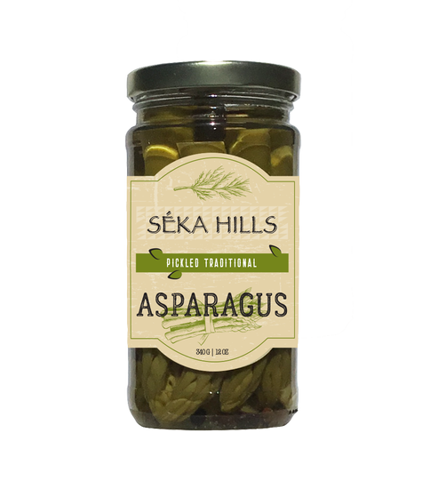 Pickled Traditional Asparagus