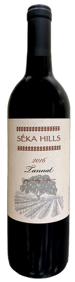 2016 Tannat Bottle