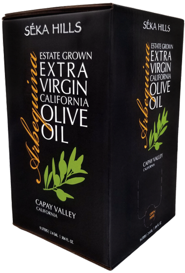 2019 9L Arbequina Olive Oil