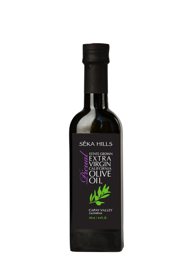 Estate Grown Picual Extra Virgin Olive Oil (250ml)