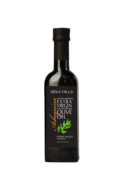 Estate Grown Arbequina Extra Virgin Olive Oil (250ml)